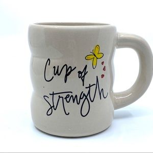 Cup of strength mug by Ganz